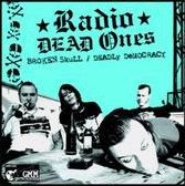 "FRONTKICK / RADIO DEAD ONES Split 7"" EP"